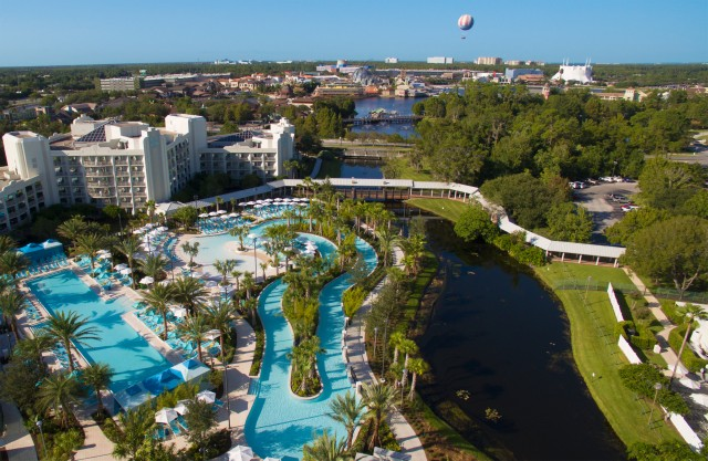 Hilton Buena Vista Palace Inside Walt Disney World