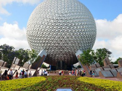 Disney World Discount Ticket to Epcot
