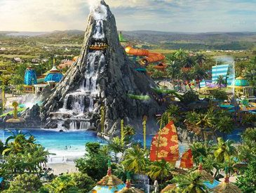 Volcano-Bay - Orlando Employee discounts